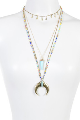 BAUBLEBAR Athens Tiered Necklace $48 thestylecure.com