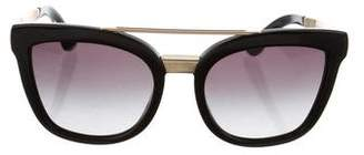 Dolce & Gabbana Acetate Tinted Sunglasses w/ Tags