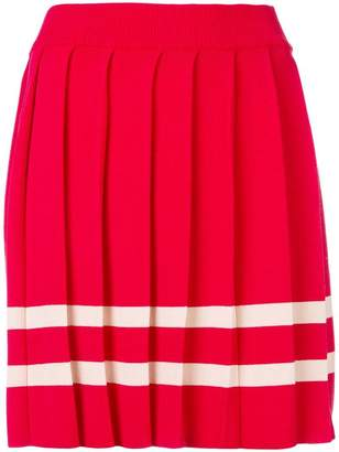 Pinko pleated mini skirt