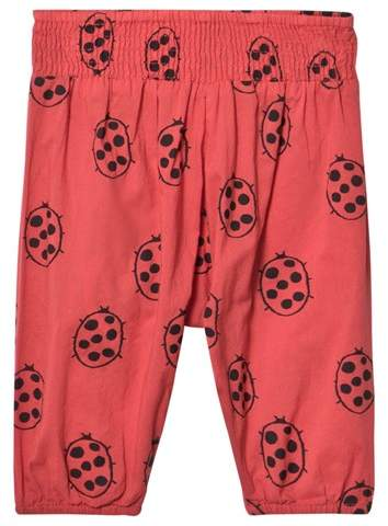 nadadelazos Red Ladybird Trousers