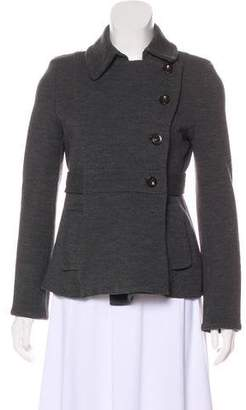 Marc by Marc Jacobs Wool-Blend Double-Breasted Jacket