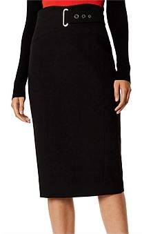 Karen Millen Belted Pencil Skirt