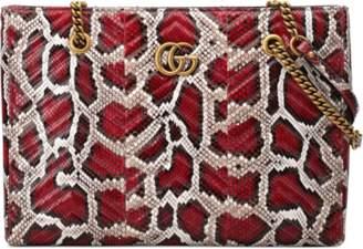 Gucci GG Marmont matelassé medium tote