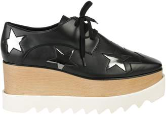 Stella McCartney Lace Up Platform Shoes