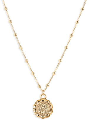 Kristin Cavallari Uncommon James by Small Atocha Coin Necklace