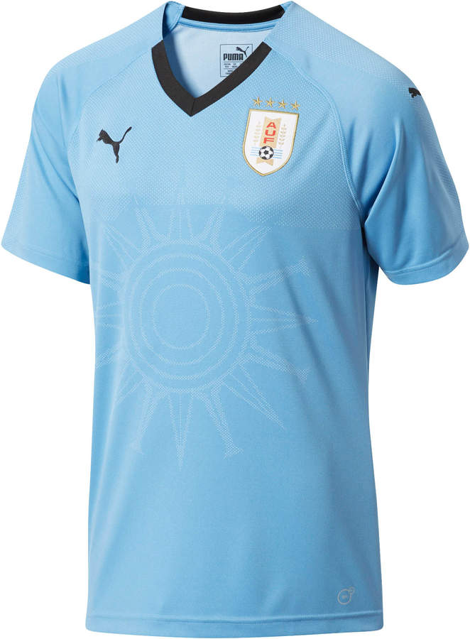 Puma Uruguay Home Replica Jersey
