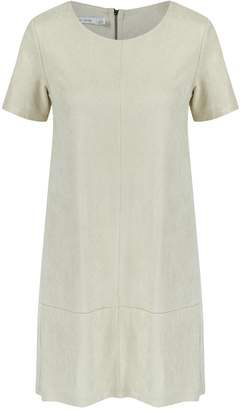 Bishop + Young Suede Shift Dress