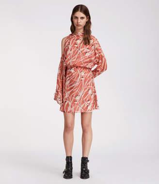 AllSaints Neela Kazuno Dress