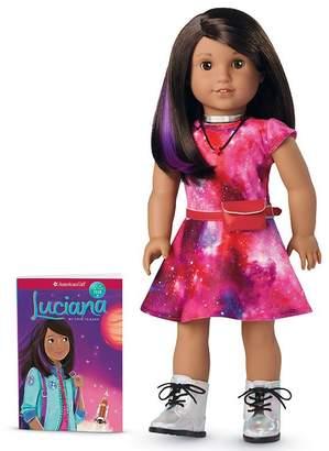 American Girl AMERICAN GIRL Girl of the Year Luciana Doll & Book