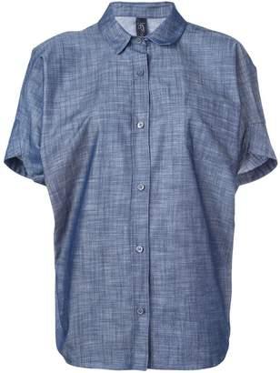 Zero Maria Cornejo boxy shortsleeved shirt