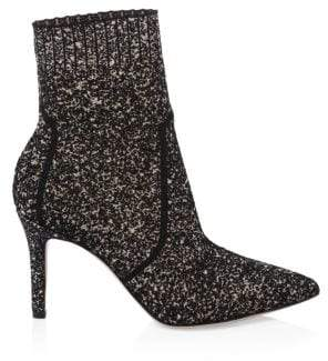 Gianvito Rossi Granata Sock Booties