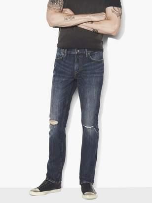 John Varvatos Ripped Bowery Jean