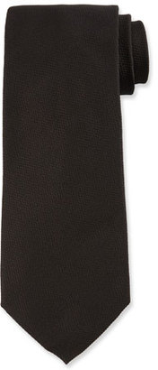 TOM FORD Solid Textured Silk Tie $250 thestylecure.com