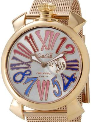 GaGa MILANO Men's Watch 5081.1 Free Shipping Stock
