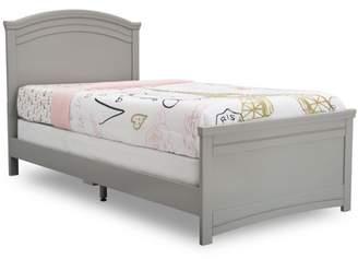 Delta Children Lindsey Twin Bed, Multiple Colors