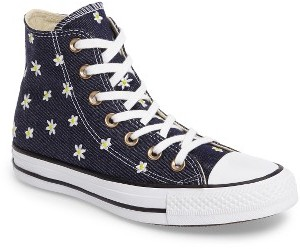 Women's Converse Chuck Taylor High Top Sneaker $74.95 thestylecure.com