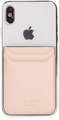 Kate Spade Phone Triple Sticker Pocket