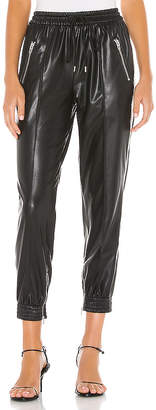 Blank NYC BLANKNYC Running Wild Faux Leather Jogger