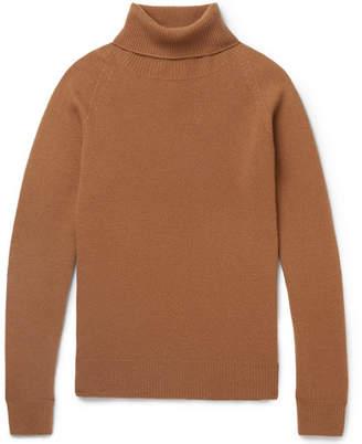 Barena Virgin Wool and Cashmere-Blend Rollneck Sweater