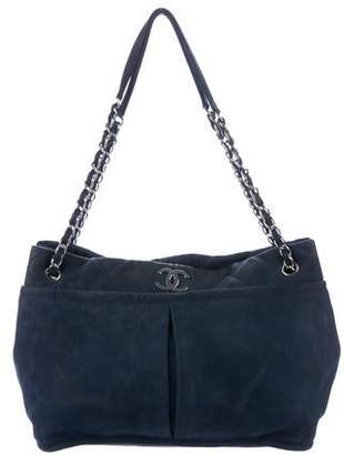 3168bb28cece Chanel Blue Tote Bags - ShopStyle