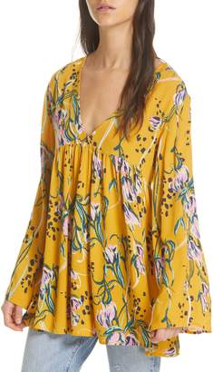 Free People Bella Print Tunic