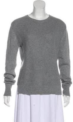 Organic by John Patrick Rib Knit sweater