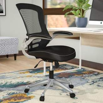 Wrought Studio Orrstown High-Back Mesh Desk Chair