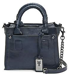 Frye Women's Demi Mini Leather Satchel Handbag