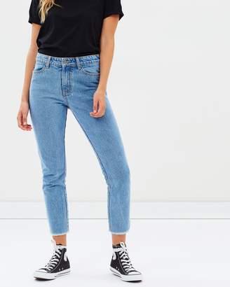 Rusty Vintage Straight Jean - Sle