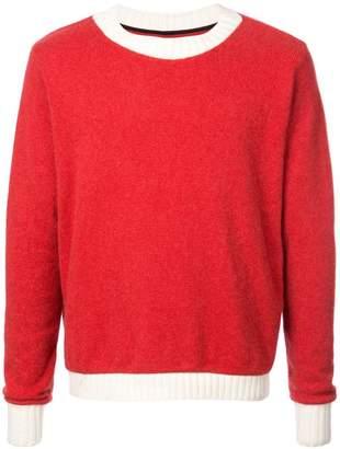 The Elder Statesman Ski Patrol sweater