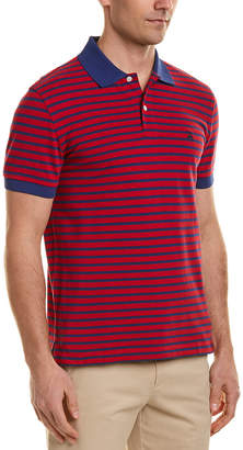Brooks Brothers Golden Fleece Performance Pique Slim Fit Polo Shirt