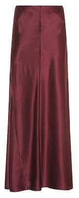 Joseph Theo silk-satin maxiskirt