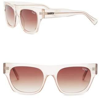 Quay Something Extra Square Sunglasses