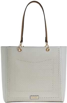Call it SPRING Large Nunki Laser-Cut Tote