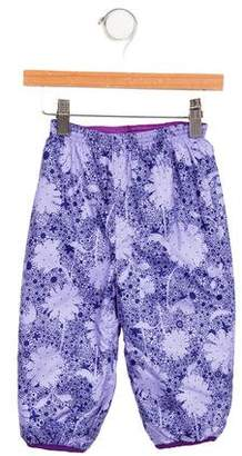 Patagonia Girls' Floral Snow Pants