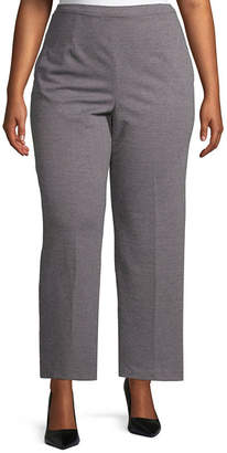 Alfred Dunner Sutton Place Classic Fit Pant - Plus