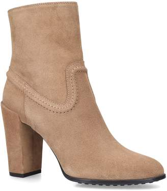 J.P Tods Gomma Ankle Boots 85