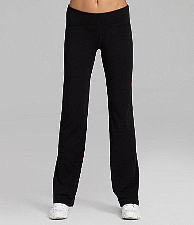 Calvin Klein Knit Jersey Yoga Pants