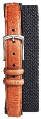 Cotton Belt Torino Belts Braided Stretch