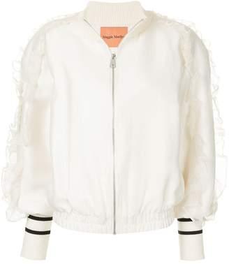 Maggie Marilyn Some kind of Wonderful bomber jacket