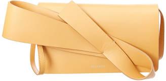 DELPOZO Leather Clutch