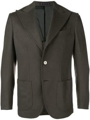 Bagnoli Sartoria Napoli classic fitted blazer