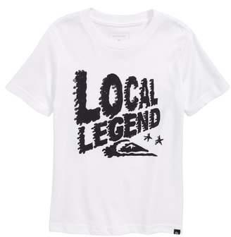 Quiksilver Legend Graphic T-Shirt