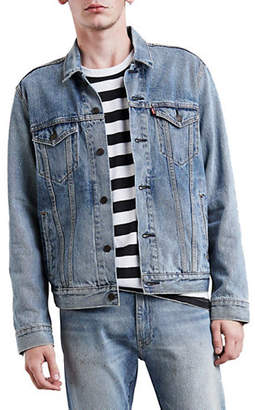 Levi's Waikiki Denim Trucker Jacket