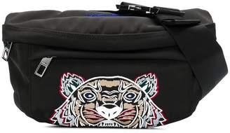 Kenzo logo waist bag