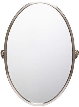 Rejuvenation Linfield Oval Pivot Mirror