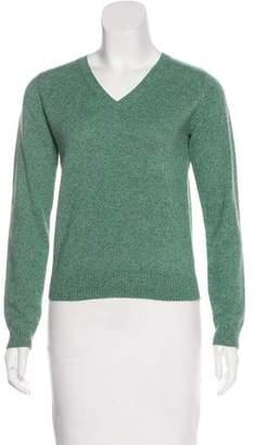 Paper Denim & Cloth Cashmere V-Neck Sweater
