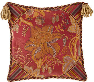 Sweet Dreams Francesca Boutique Pillow with Tassel Trim
