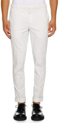 Neil Barrett Men's Straight-Fit Cuffed Trousers