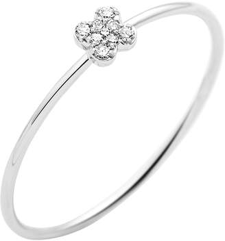 Miore Ladies 9ct Diamond Engagement Ring - Size O